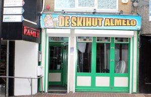 Top café de Skihut in centrum van Almelo